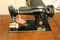 Singer cabinet sewing machine