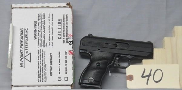 Hi Point C9 9mm Semi Auto | Cornwell Inc