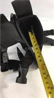 Tactical UTG gun holster upper leg mount right