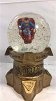 Superman numbered limited edition snow globe 308