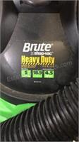 Brute Heavy Duty 5 gal Shop Vac