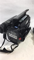 Sony Handy cam video 8 camcorder with accessories