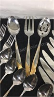 Cambridge stainless flatware