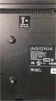 """Insignia 32"""" tv, w/ remote, model No NS-32DD22NA16"""