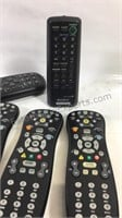 Group of remote controls