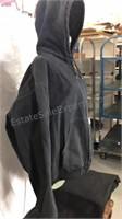 Carhartt Zip Front Hooded jacket size 3xl regular