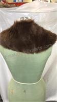 Fur Shawl 42 in long 8in wide