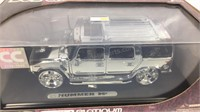 Limited edition 1:24 scale Hummer H2 diecast