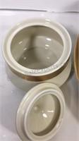 Sango China Cream, Sugar, Platter and Vegetable