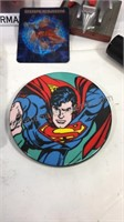 Superman Collectibles, Bobble Head clock and more