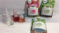 Febreze air fresheners and refills
