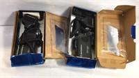 Pair of Motorola sport seven handheld radios