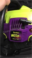 """Like new Poulan 18""""chain saw  Wild thing with"""