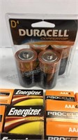 Group of  batteries Not expired