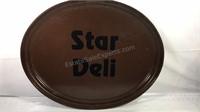 Star Deli serving platter