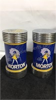 Morton salt and pepper shakers and more