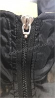 Versace Jeans Couture Nylon Zip up jacket black