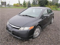 2008 HONDA CIVIC 259436 KMS