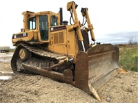 1997 Caterpillar D7R Crawler Tractor