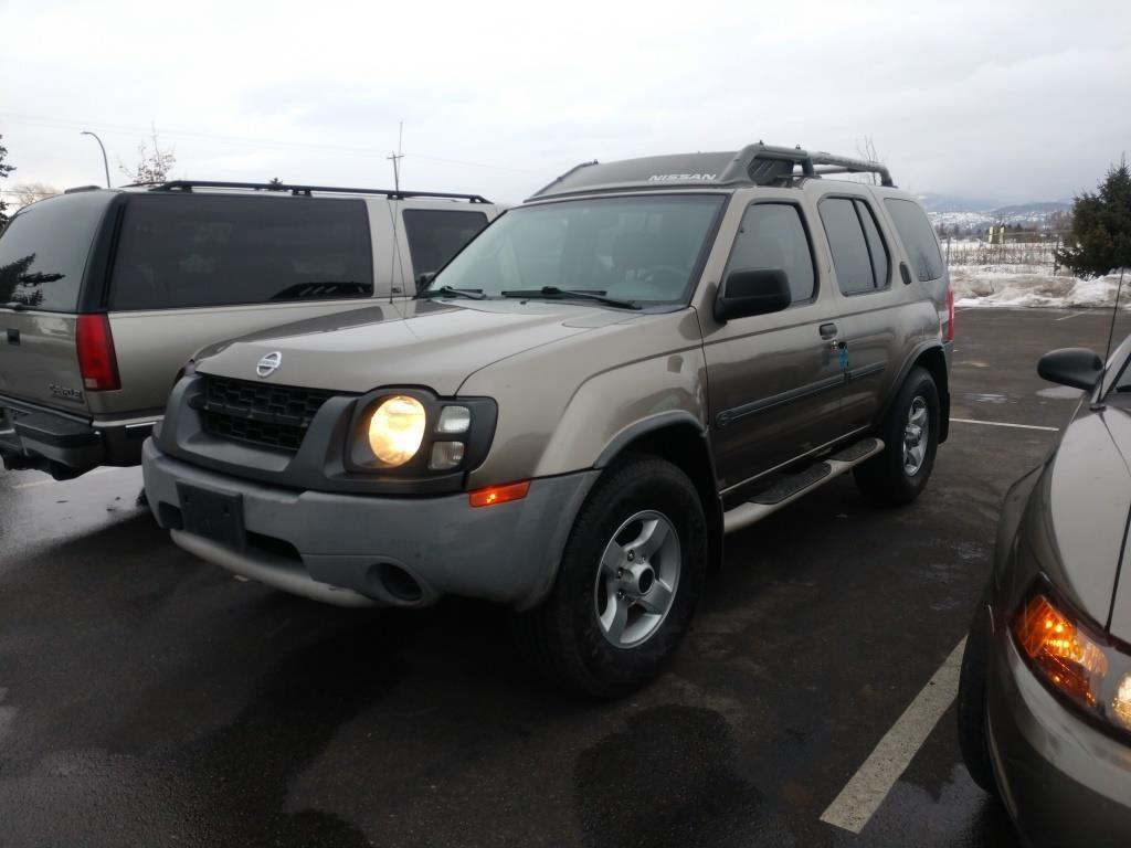2004 nissan xterra xe post falls auto auction auctions