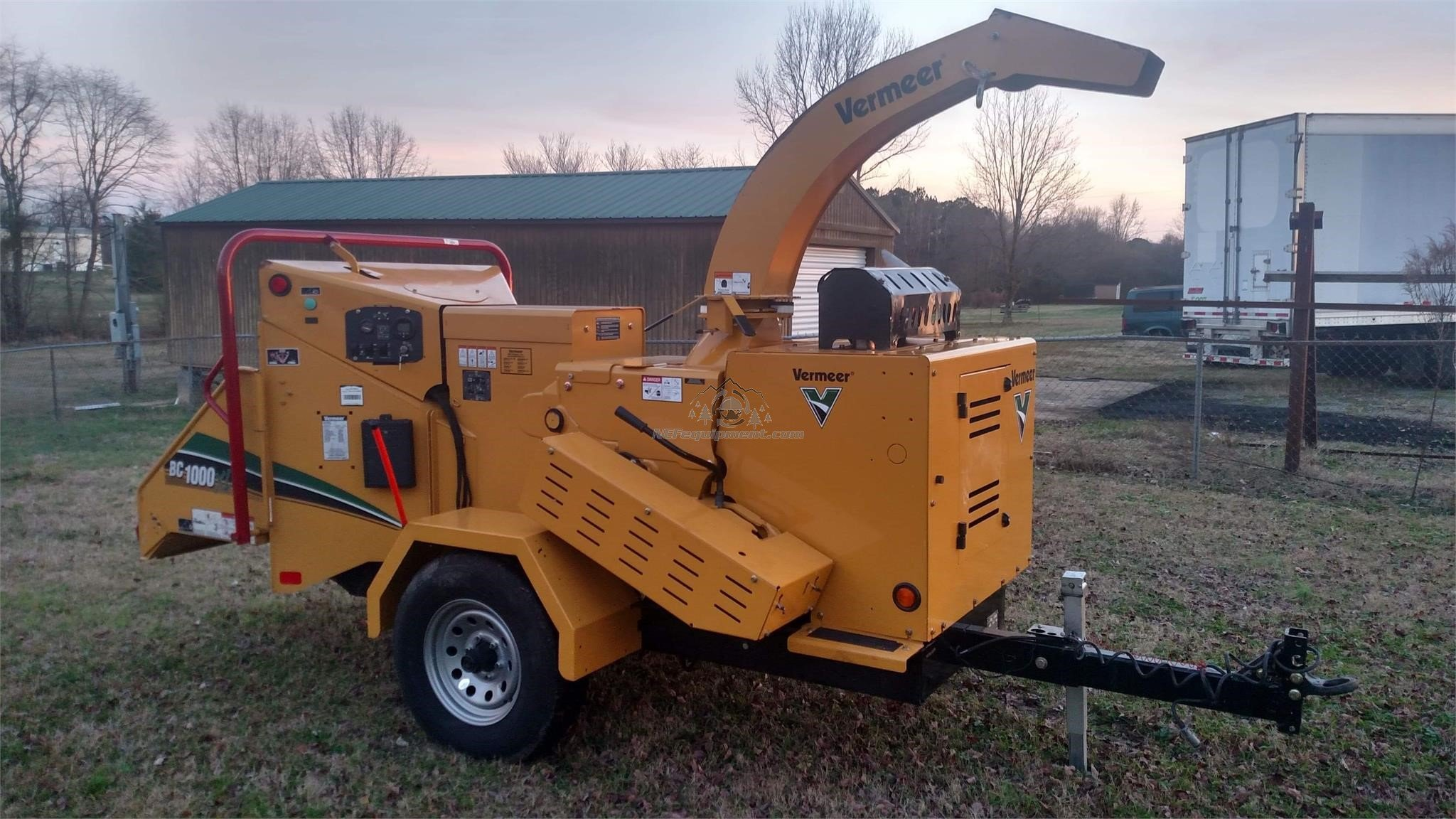 2018 VERMEER BC1000XL For Sale in Moody, Alabama