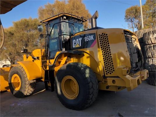 2013 Caterpillar 950K Heavy Machinery for Sale
