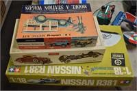 Early Model Kits