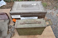 WW2 Military Boxes