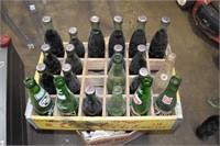 Coca-Cola Drink Carrier & Bottles