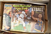 Old Sports Illustrated Magazines