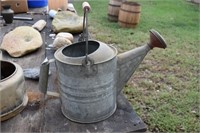 Early Watering Can Mint Shape