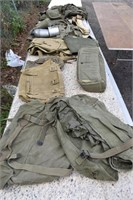 Large Group Military Items WW2