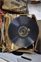 Box Full 78rpm Records
