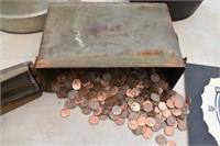 Old Wheat Head Pennies