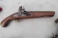 Old Cap & Ball Pistol