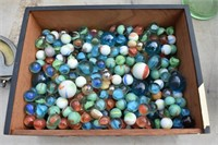 Box Old Marbles