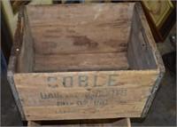 Wooden Coble Box Lexington, NC