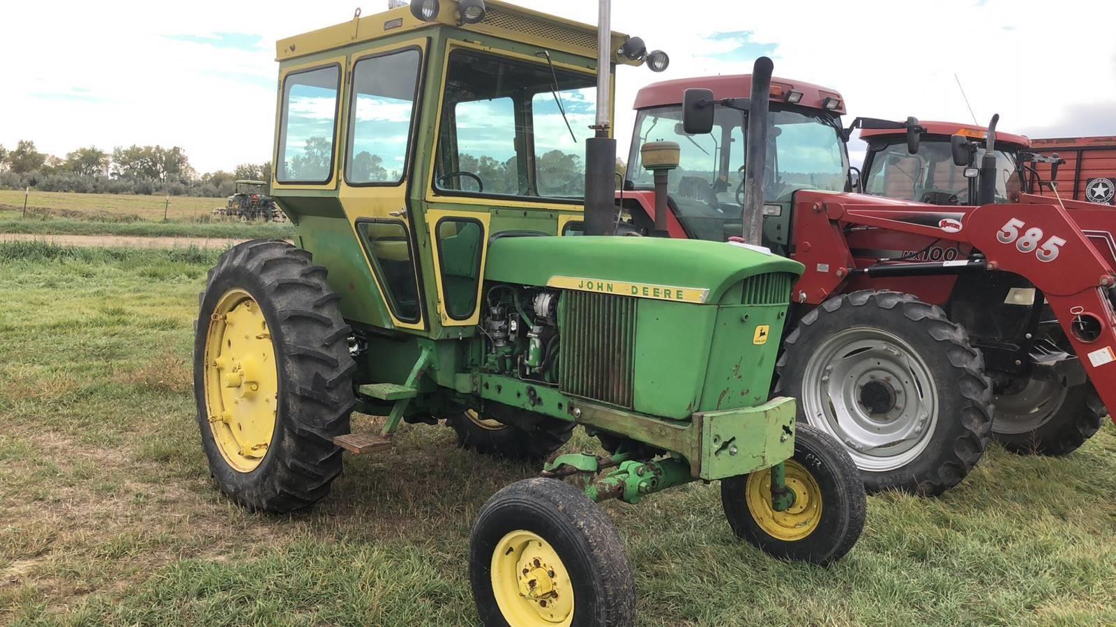 John Deere 3010 Tractor   Musser Bros  Inc