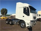 Iveco Stralis AS550 6x4|Prime Mover