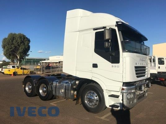 2005 Iveco Stralis AS550 Iveco Trucks Sales - Trucks for Sale