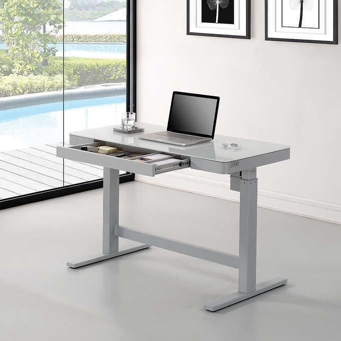 Tresanti Adjustable Height Desk Capitol Auctions