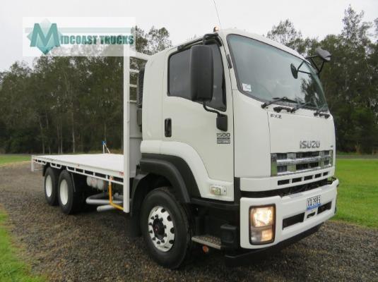 2014 Isuzu FXZ1500 Midcoast Trucks - Trucks for Sale