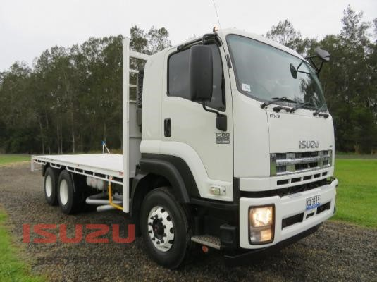 2014 Isuzu FXZ1500 Used Isuzu Trucks - Trucks for Sale