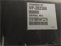 2012 Volvo Genset  w/ Aggregate Control Van