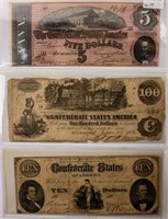 Oct 16th - Antique, Gun, Jewelry, Coin & Collectible Auction
