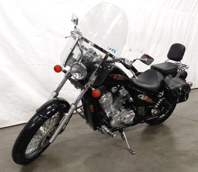 1999 Honda Shadow 600 | United Country Musick & Sons