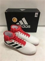 ADIDAS SOCCER SHOES SIZE 10