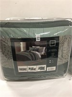 8 PIECE COMFORTER SET KING