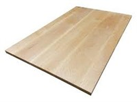 MAPLE TABLE TOP ONLY (NO SIZE)
