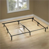 ZINUS TRADITIONAL BED FRAME 60X72.5X7 IN
